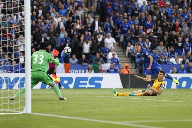 Leicester, Arsenal cam chan nhau o nua cuoi BXH sau tran hoa hinh anh 21
