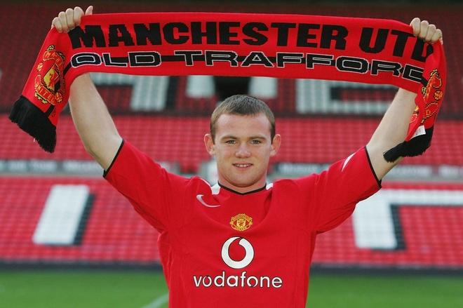 Rooney, Martial va nhung vu ap phe dinh dam trong lich su MU hinh anh 1