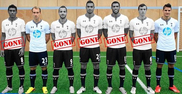 Tottenham da lam gi voi so tien ban Gareth Bale nam 2013? hinh anh 1