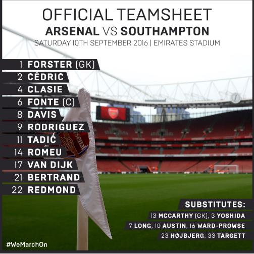Tan binh choi mo nhat, Arsenal nhoc nhan vuot ai Southampton hinh anh 6