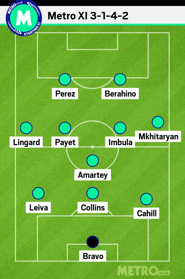 Bravo, Mkhitaryan lot doi hinh te nhat vong 4 Premier League hinh anh 1