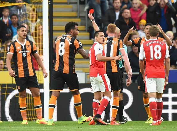 Xhaka lap sieu pham, Arsenal de bep Hull City 4-1 hinh anh 9
