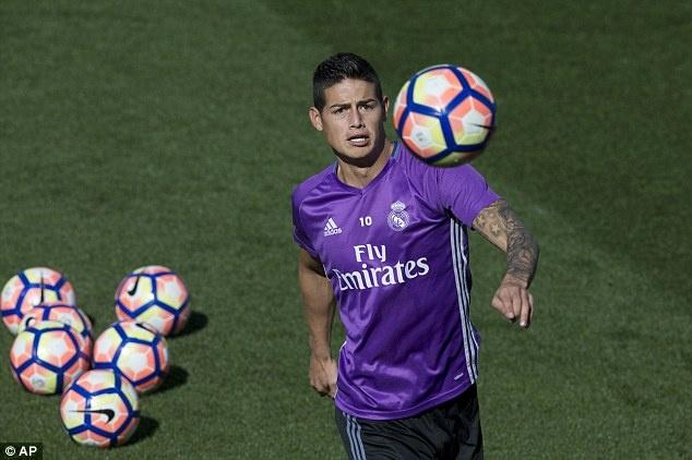 Ronaldo va Bale tro lai, Real san sang pha ky luc cua Barca hinh anh 6
