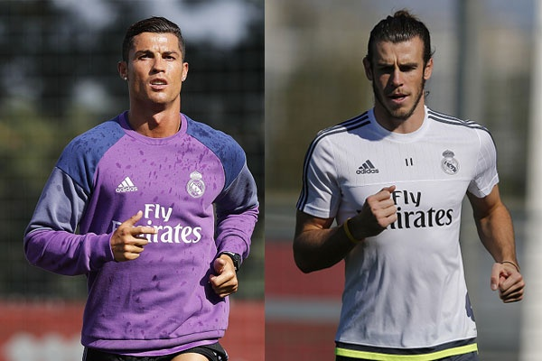 Ronaldo va Bale tro lai, Real san sang pha ky luc cua Barca hinh anh