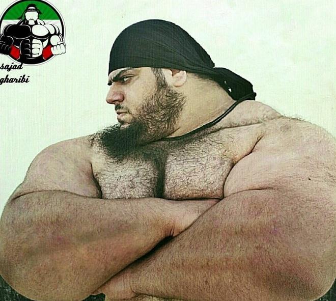 'Nguoi khong lo xanh' Hulk phien ban doi thuc hinh anh 3