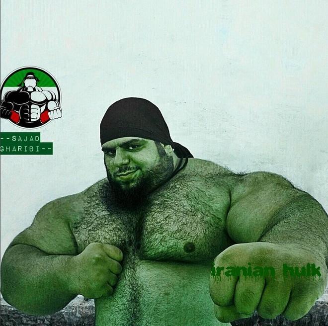 'Nguoi khong lo xanh' Hulk phien ban doi thuc hinh anh 4