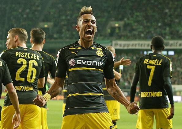 Aubameyang dan dau sieu doi hinh ket hop Dortmund - Real hinh anh 11