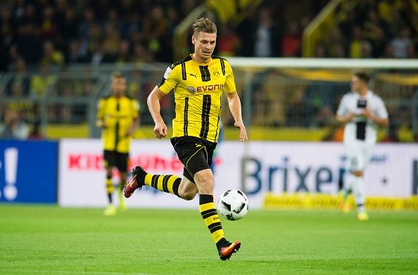 Aubameyang dan dau sieu doi hinh ket hop Dortmund - Real hinh anh 3