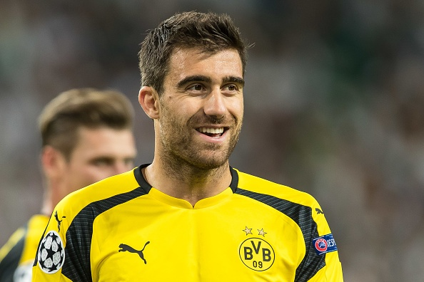Aubameyang dan dau sieu doi hinh ket hop Dortmund - Real hinh anh 5