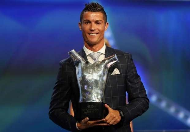 Doi y, Xavi khen Ronaldo hay nhat the gioi hinh anh 1