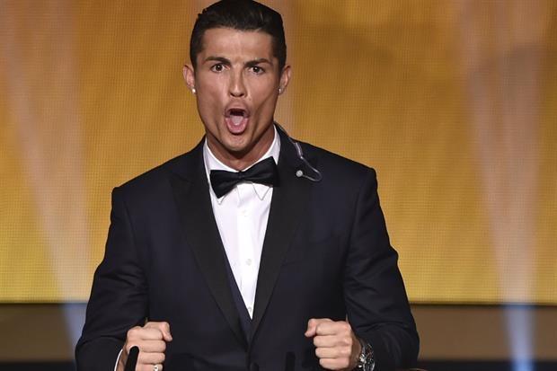 Doi y, Xavi khen Ronaldo hay nhat the gioi hinh anh
