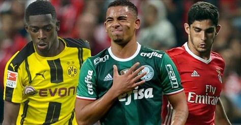 10 chan sut tuoi teen hua hen ke thua vi tri Ronaldo, Messi hinh anh
