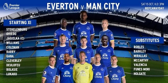 Da hong 2 qua 11 m, Man City bi Everton cam hoa 1-1 hinh anh 5