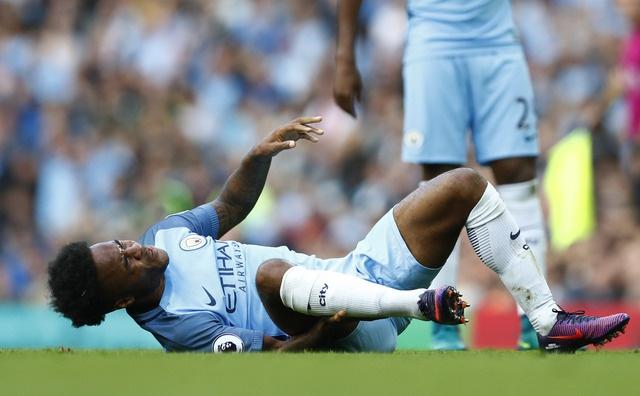 Da hong 2 qua 11 m, Man City bi Everton cam hoa 1-1 hinh anh 13