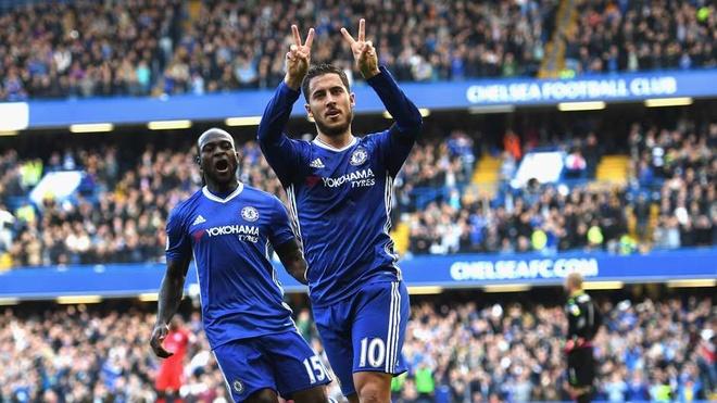 Rashford thay the Ibrahimovic o doi hinh ket hop MU- Chelsea hinh anh 9
