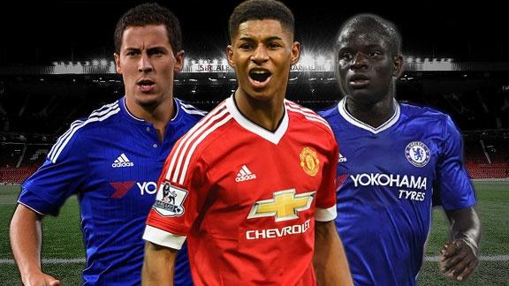 Rashford thay the Ibrahimovic o doi hinh ket hop MU- Chelsea hinh anh