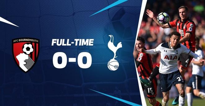 Tottenham bo lo co hoi len ngoi dau sau tran hoa Bournemouth hinh anh 29