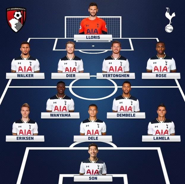 Tottenham bo lo co hoi len ngoi dau sau tran hoa Bournemouth hinh anh 13