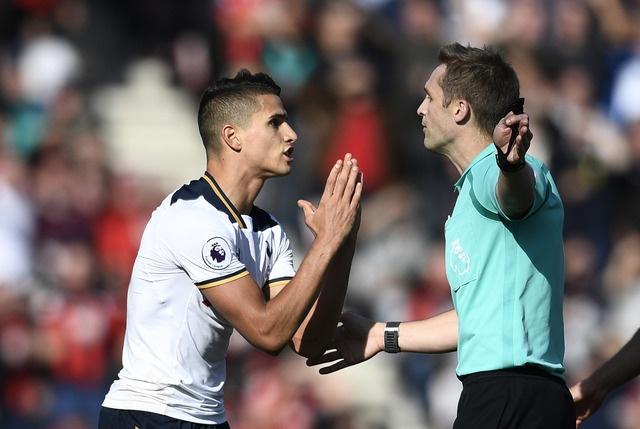 Tottenham bo lo co hoi len ngoi dau sau tran hoa Bournemouth hinh anh 21