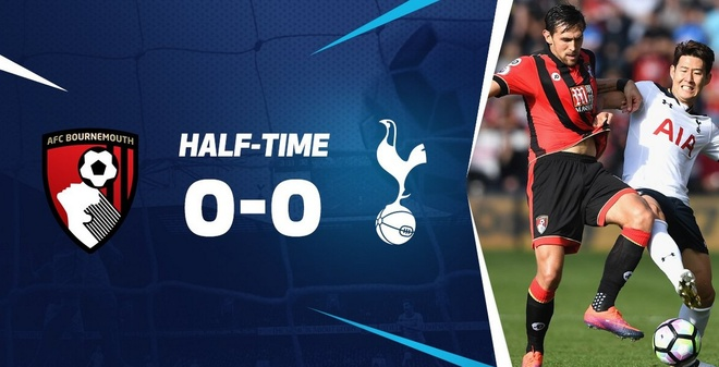 Tottenham bo lo co hoi len ngoi dau sau tran hoa Bournemouth hinh anh 24