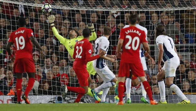 truc tiep liverpool vs West Brom anh 24