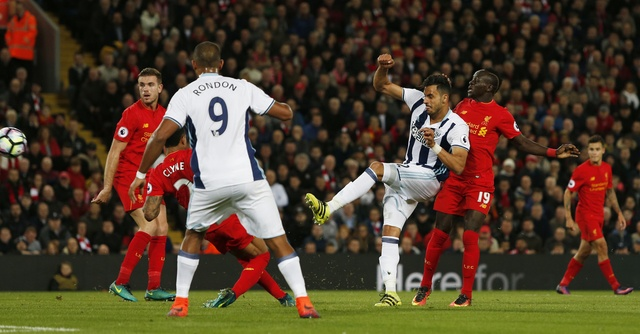 truc tiep liverpool vs West Brom anh 26