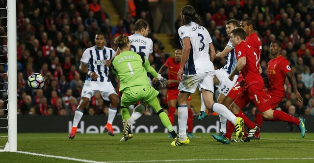 truc tiep liverpool vs West Brom anh 28