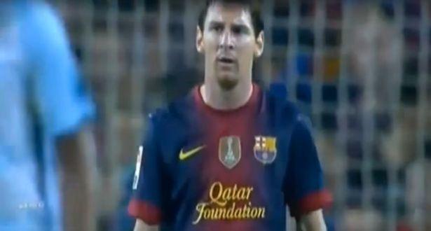 6 lan 'ca gian mat khon' cua Messi tren san co hinh anh 4