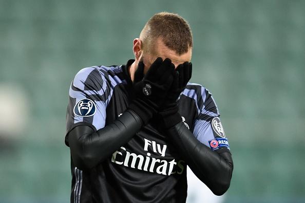 Real Madrid bi Legia cam hoa 3-3 trong tran mua sieu pham hinh anh