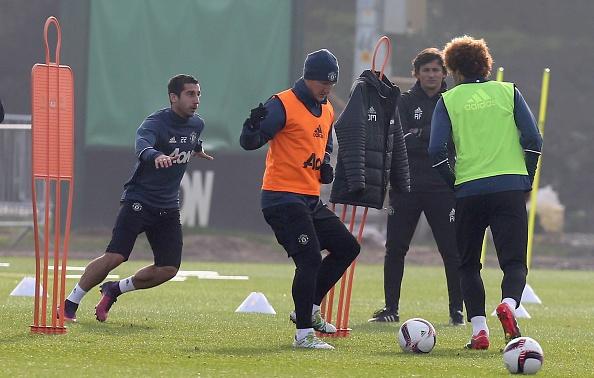 Mourinho noi ve co hoi ra san cua Schweinsteiger hinh anh 1