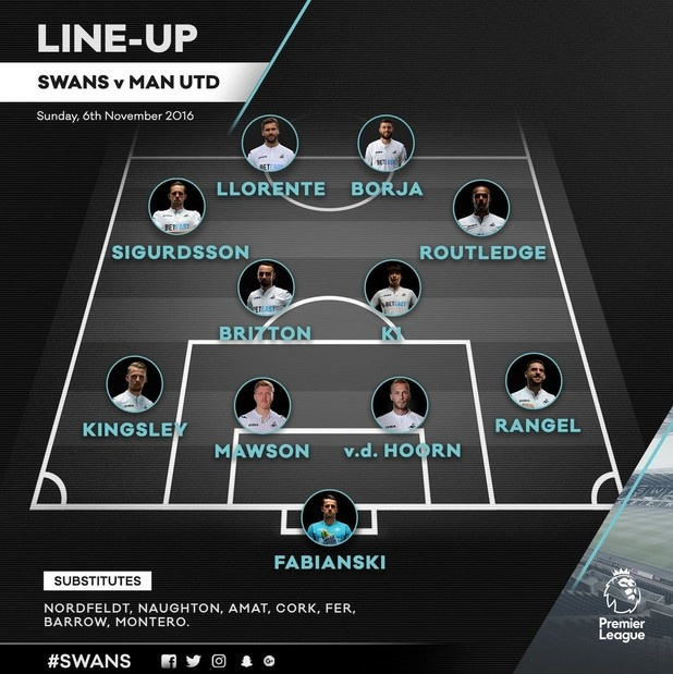 Ibra giai khat ban thang, MU danh bai Swansea 3-1 hinh anh 3