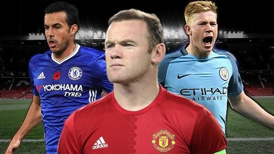 Rooney vao top 10 cau thu kien tao tot nhat giai Ngoai hang hinh anh