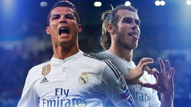 Gareth Bale khong coi Ronaldo la dong doi tot nhat hinh anh