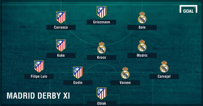 Ronaldo bi loai khoi sieu doi hinh derby Madrid hinh anh 1
