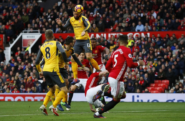 truc tiep MU vs Arsenal anh 39