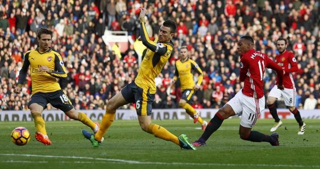 truc tiep MU vs Arsenal anh 33