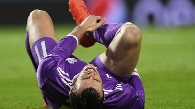 Gareth Bale va nhung ca chan thuong cua Real mua nay hinh anh 1