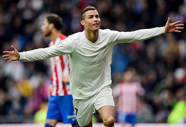 Ronaldo lap cu dup, Real xay chac ngoi dau hinh anh 8