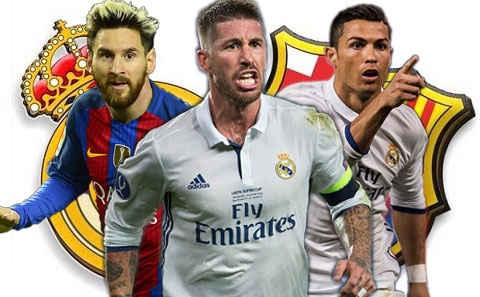 Ronaldo loai Suarez khoi sieu doi hinh ket hop El Clasico hinh anh