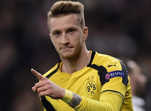 Marco Reus ghi ban phut cuoi giup Dortmund xep tren Real hinh anh