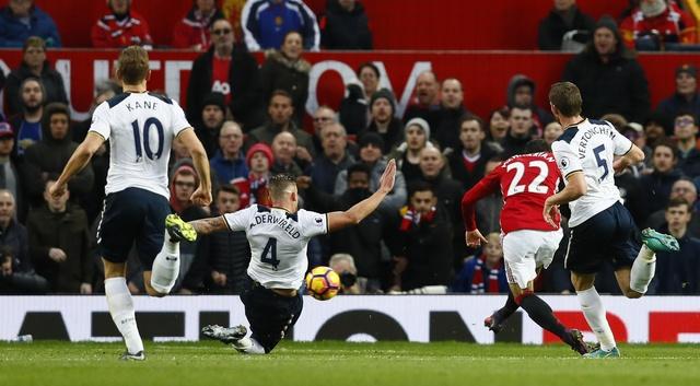 MU vs Tottenham (1-0): Chien thang kem vui hinh anh 16