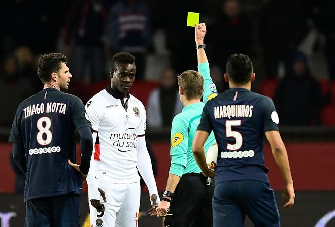 Doi cua Balotelli tro lai ngoi dau Ligue 1 sau tran hoa PSG hinh anh 8