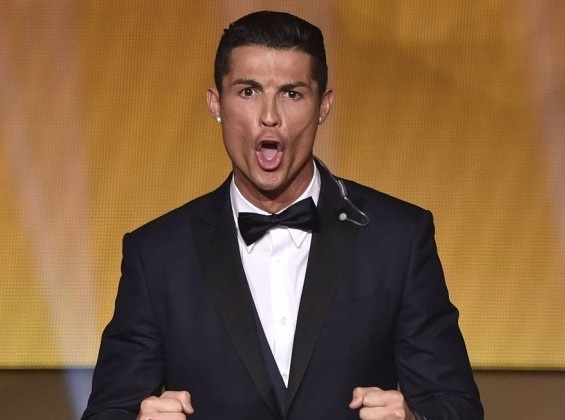 162/173 quoc gia ung ho Ronaldo gianh Qua bong vang hinh anh