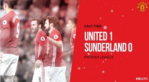 MU vs Sunderland (3-1): Mkhitaryan lap sieu pham hinh anh 17