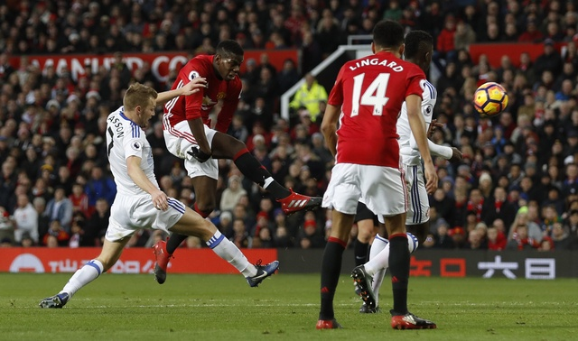 MU vs Sunderland (3-1): Mkhitaryan lap sieu pham hinh anh 19