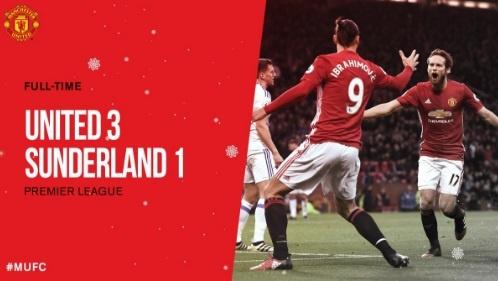 MU vs Sunderland (3-1): Mkhitaryan lap sieu pham hinh anh 25