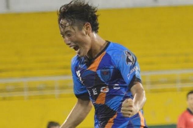Ha Thai Lan, Yokohama len ngoi giai U21 Quoc te hinh anh