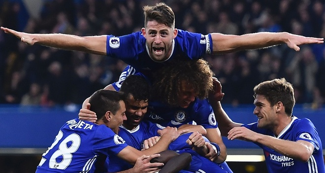 Chelsea va nhung chuoi thang an tuong nhat Premier League hinh anh