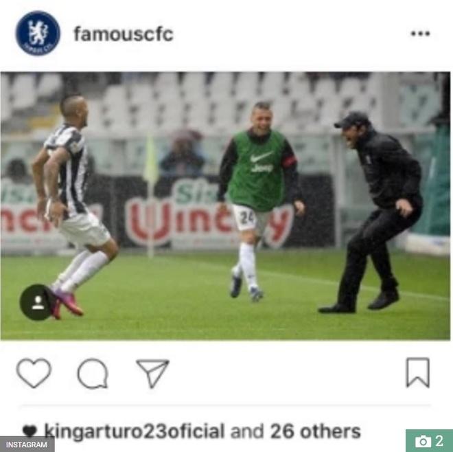 Chuyen nhuong 2/1: Arturo Vidal ban tin hieu den Chelsea hinh anh 13