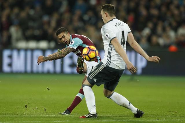 West Ham vs MU (0-2): Dau an trong tai hinh anh 26